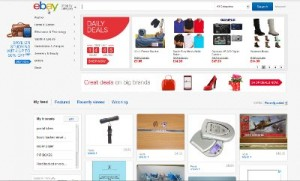 Ebay sellers benefit from fast, efficient delivery of awkward to pack or larger items.