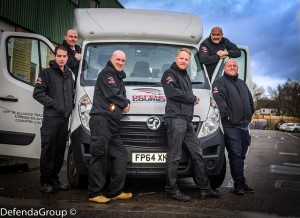 Defends Couriers' Coventry Fast Response Drivers