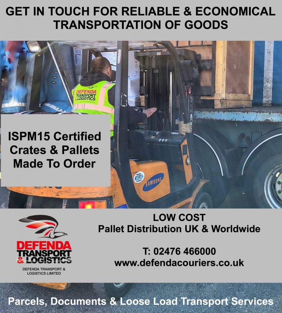 Storage & wooden crates & cases for export ISPM 15 certified